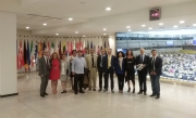 presidenza CNA Alimentare 14 luglio 2016 a Bruxelles