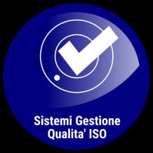 SISTEMI GESTIONE QUALITA' ISO