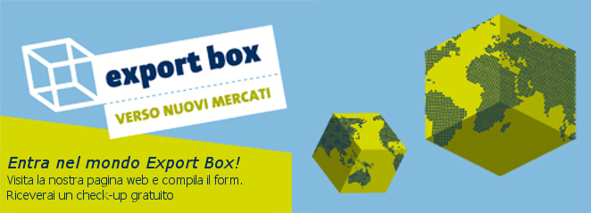 Incontri One to One sulle recenti novità in ambito Export e Check-up gratuiti. Prenota il tuo appuntamento!