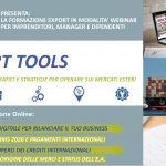 CNA Export Box lancia EXPORT TOOLS: i nuovi Corsi di Formazione Online per operare con successo nei Mercati Esteri